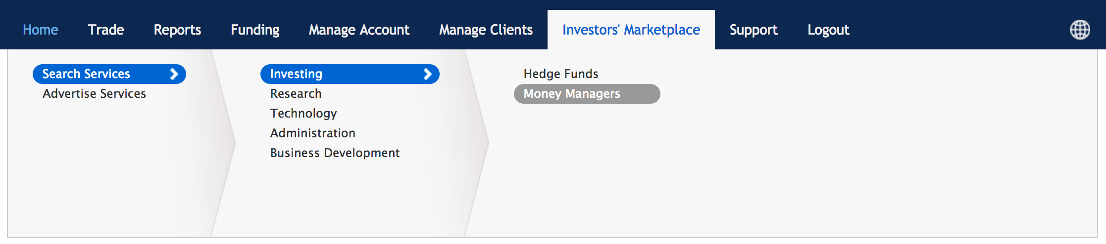 Ib asset management advisor instructions click the blue link button on the bottom of ib asset managements money manager listing and then electronically sign a sub advisory agreement with ib asset platinumwayz
